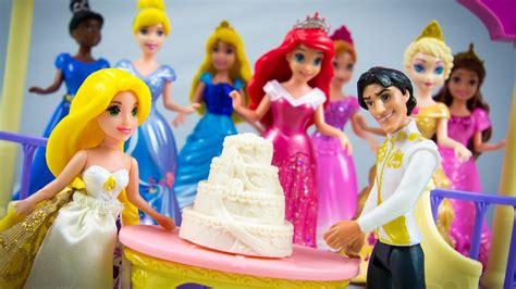 disney princess toys rapunzel  kingdom fairytale