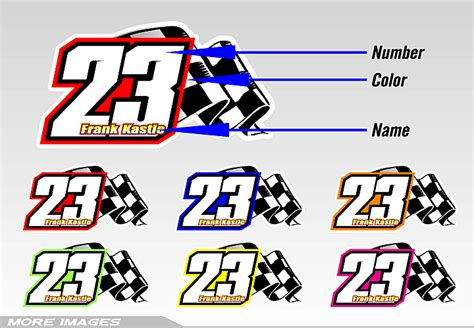 motocross racing numbers roost mx motocross graphics race number 3
