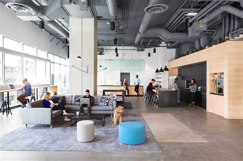 Gallery of Bench Accounting Office Interiors / Perkins