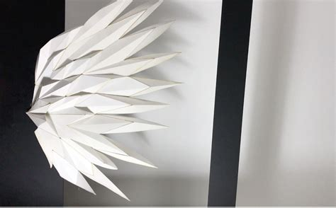 Origami Screen - origami screen gallery craft decoration ideas