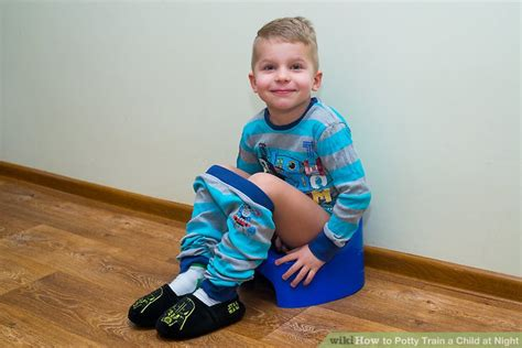 how to teach a potty how to potty a child at 12 steps with pictures