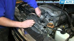 2006 Suzuki Forenza Thermostat How To Install Replace Engine Coolant Thermostat 2 7l