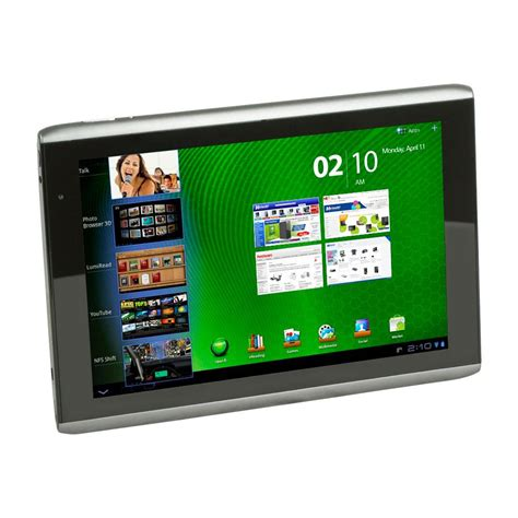 acer iconia a500 tablet 32gb wifi android 3 2 10031221