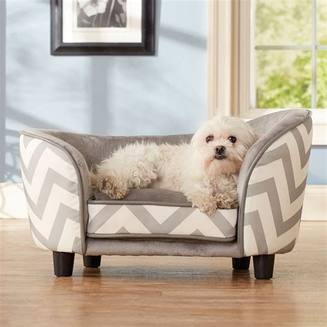 trendy sofa beds this trendy sofa bed features a chevron print and sturdy