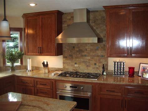 brick backsplash and copper hood would look great with 6 design ideas for your range backsplash