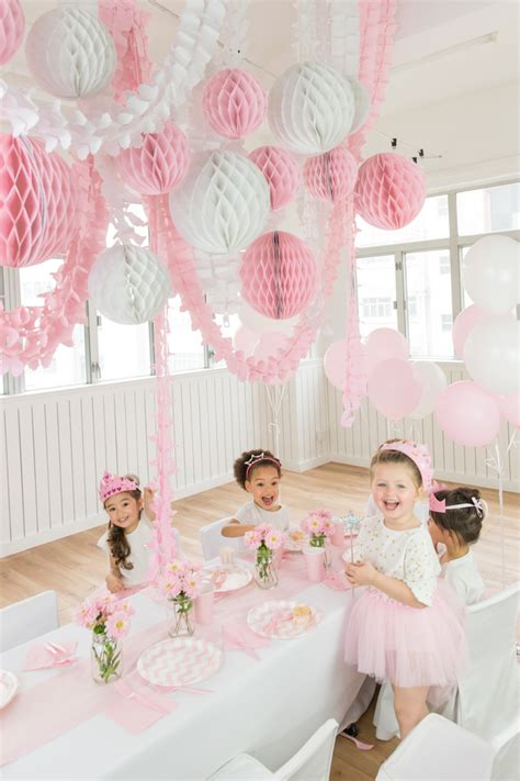 princess themed party venues how to plan a children s birthday party princess theme