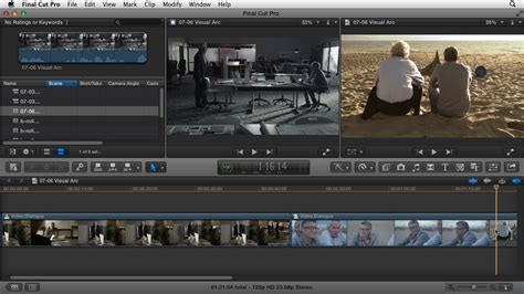 final cut pro editing narrative scene editing with final cut pro x v10 0 9
