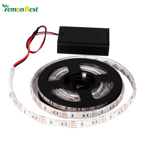 led light strips with battery pack popular battery led strips buy cheap battery led strips