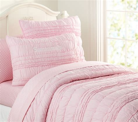 quilted comforters sale lillian quilt pottery barn kids