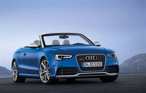 Audi Rs5 Cabrio by Audi Rs5 Cabriolet 2013 Cartype