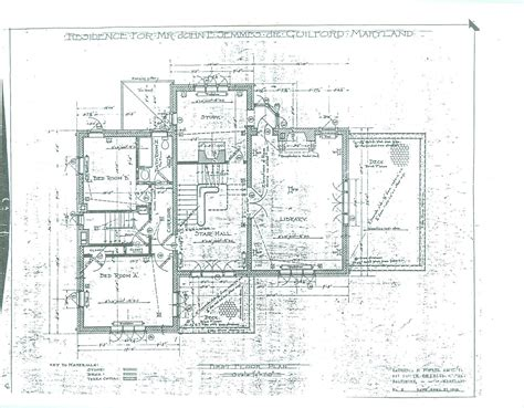 historical floor plans historic house plans home mansion