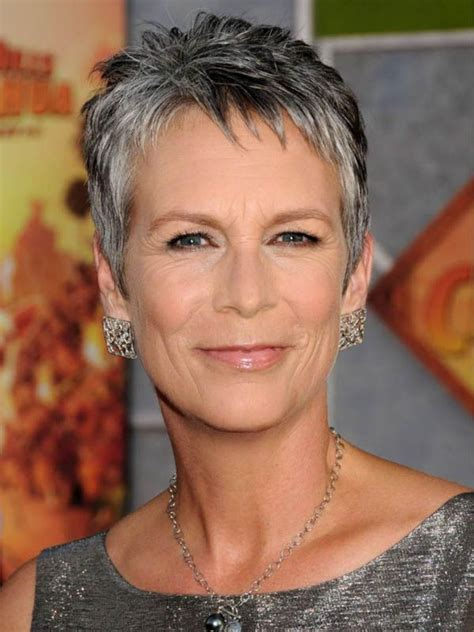 make up tips for salt and pepper hair 25 creative short gray hair ideas to discover and try on