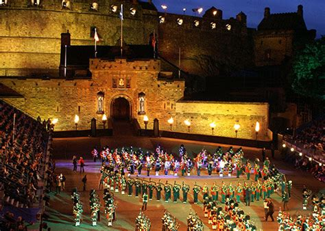 edinburgh tattoo gael scotland infinity holidays