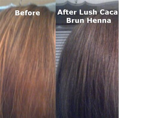 tutorial lush cosmetics henna hair dye caca brun youtube lush caca brun henna i