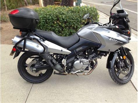 2007 Suzuki V Strom 650 Review 2007 Suzuki V Strom 650 Abs Adventure For Sale On 2040motos