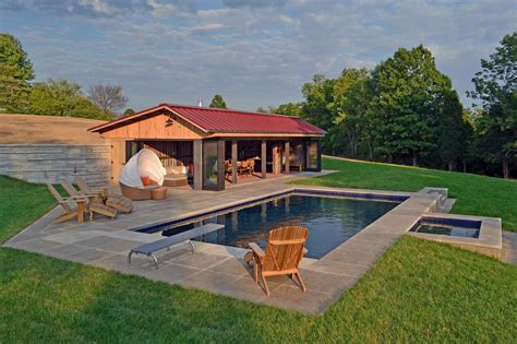 Backyard Pool Designs Ideas To Perfect Your Backyard Backyard Pool House