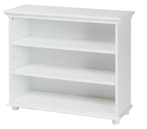 3 shelf bookcase by maxtrix shown in white