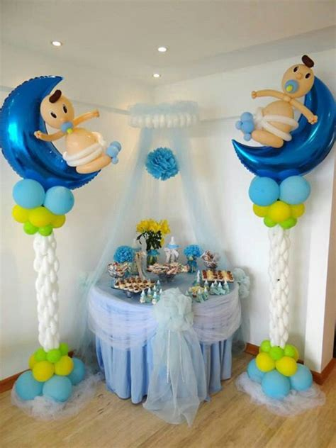 Baby Shower Decoraciones by Decoraciones Para Baby Shower De Nio Baby Showers Ideas