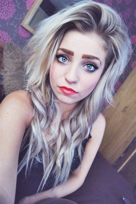 silvery blonde hair dye i want her silver blonde hair follow the link to her