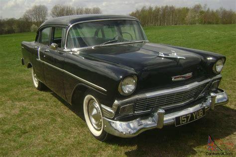 6 Door Chevy by 1956 Chevrolet 4 Door 6 Cylinder Sedan