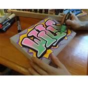 Easy Graffiti Art Design  Ideas For Simple People