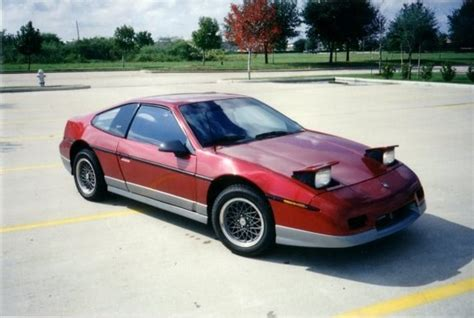 1987 pontiac fiero gt specs yellowstone 1987 pontiac fiero specs photos modification