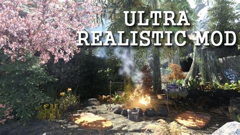 skyrim ultra graphics mod skyrim enb ultra realistic mod 70 mods gtx 770 max