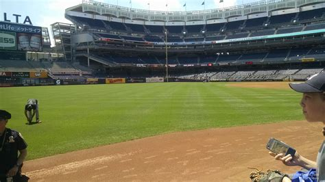 Nys Section 2 Football by New York Yankees Yankee Stadium Section 130 Rateyourseats
