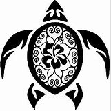 Hawaiian Sea Turtle Clipart | 298 x 300 jpeg 18kB