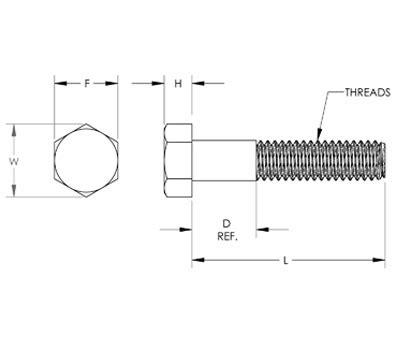 bolt detail drawing micro plastics inc view item detail
