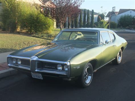 1968 Pontiac Tempest by 1968 Pontiac Tempest Roadside Rambler