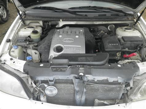 2002 Kia Sedona Engine Am Used Auto Parts