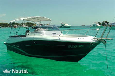 motorboot chartern kroatien motorboot chartern jeanneau cap camarat 7 5 wa im port