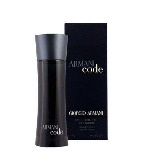 Parfum Original Reject Armani Code 75ml armani code edt the perfume shop