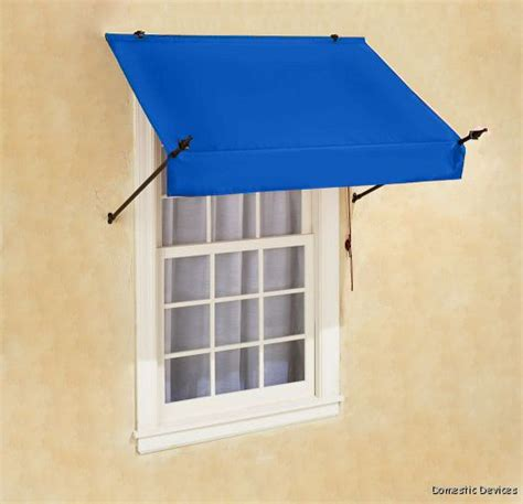 diy window awnings diy awnings for window door 4 6 8 fabric awnings ebay