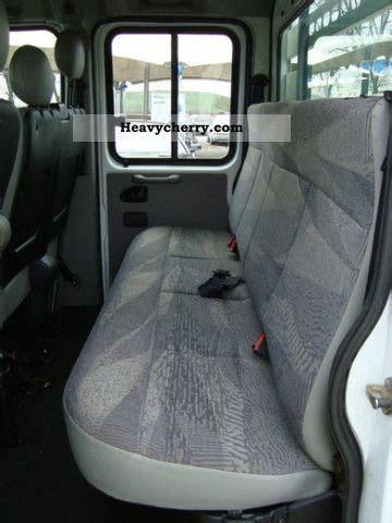 renault master  doka  seater towbar lf audio aluminum long  stake body truck