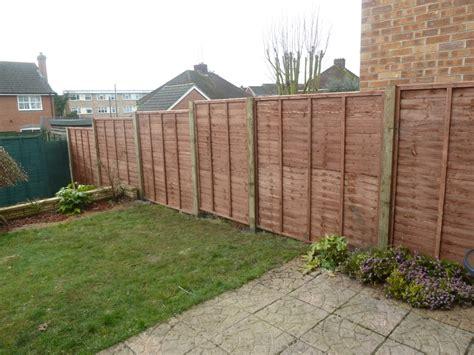 carpenter garden panel fences
