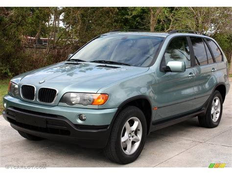 green bmw x5 2003 grey green metallic bmw x5 3 0i 25580972 gtcarlot
