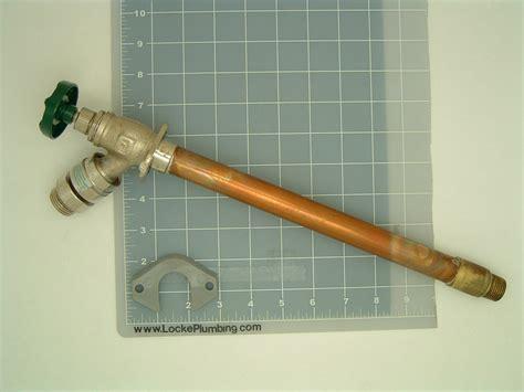 arrowhead brass 486bfp10bcld 10 inch free anti siphon faucet locke plumbing