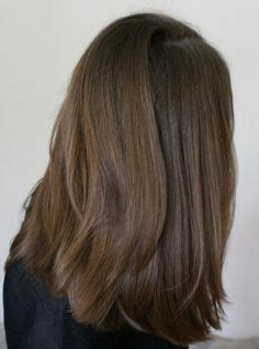 pictures of medium haircuts with shaped back long layered hair with u shape my stuff pinterest