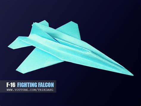 Origami F 22 Raptor - how to make an origami f 22 raptor paper plane how to