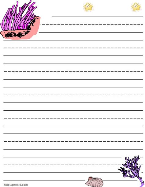 free stationery paper templates free coloring pages writing paper lined stationery