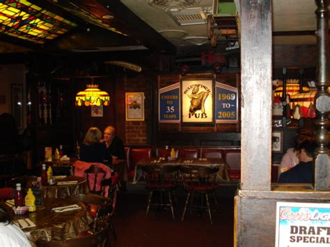 Country House Designs bull amp finch pub boston chicago bar project review