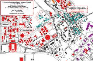 University Of Utah Map by Map Health Sciences Store