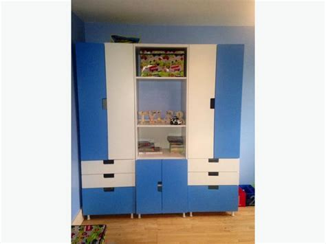 ikea children wardrobe ovno possible delivery ikea stuva wardrobe blue white