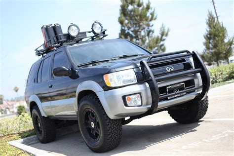 infiniti qx4 lifted empty v 2001 infiniti qx specs photos modification info