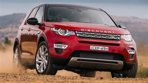 land rover car discovery 2016 land rover discovery sport sd4 hse review road test