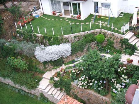 sistemazione giardino ristrutturazione di un villino con sistemazione degli