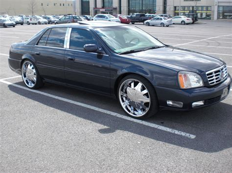 Cadillac On 22s by 20 Inch Wheels On 00 Page 2