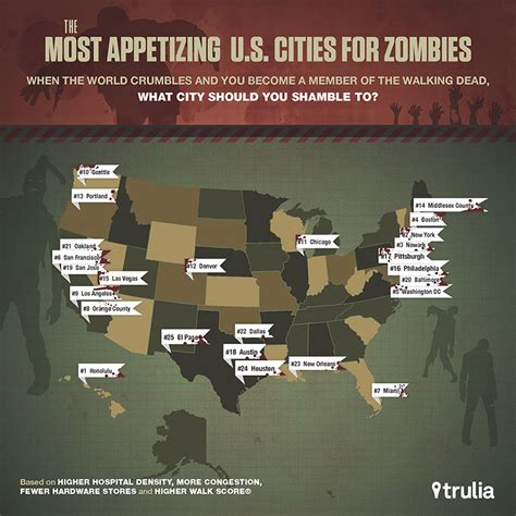 A Place Zombies Honolulu Is The Worst Place To Be During A Apocalypse Honolulu Magazine October 2014